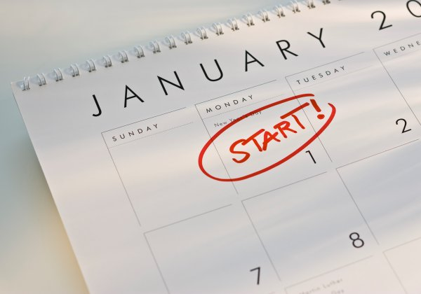 Are your New Year's wellness resolutions ready?